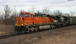 BNSF 7727